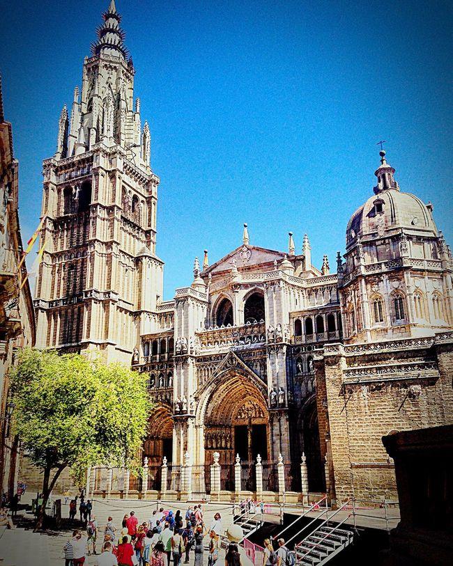 Gezgin İspanya'da.. Toledo Spain