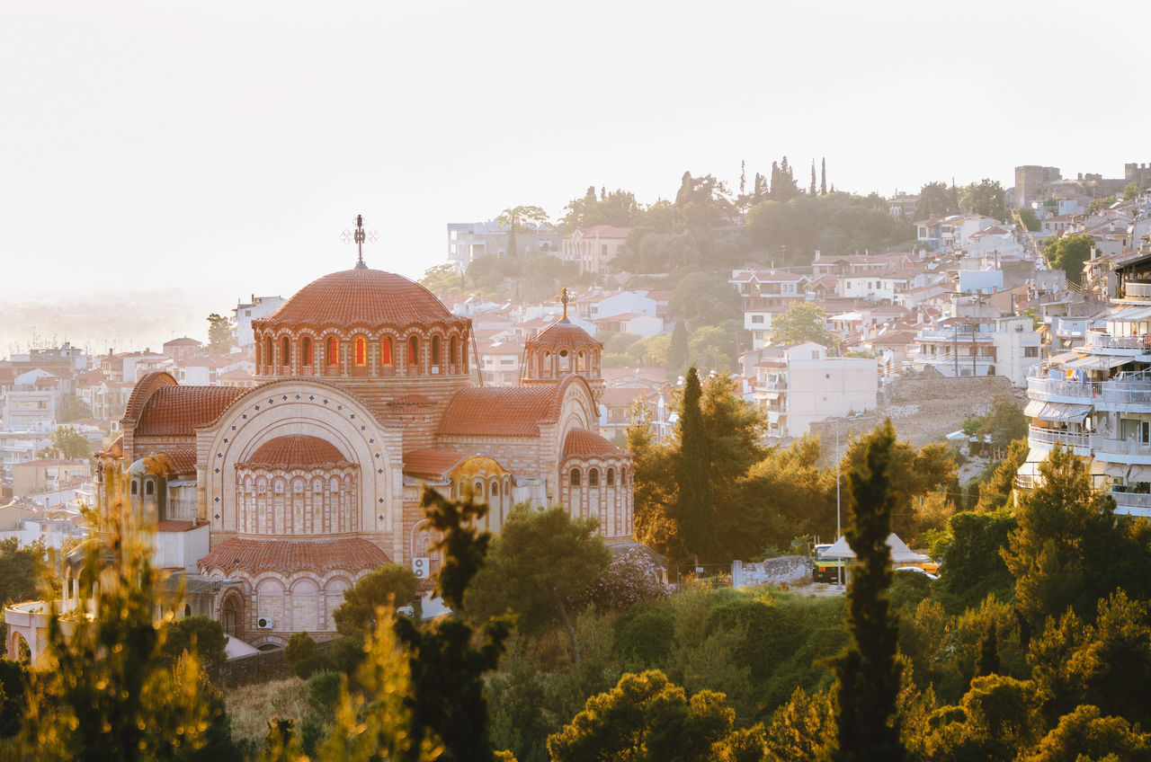 Beautiful stock photos of greece,  Building Exterior,  Built Structure,  Cathedral,  Catholicism