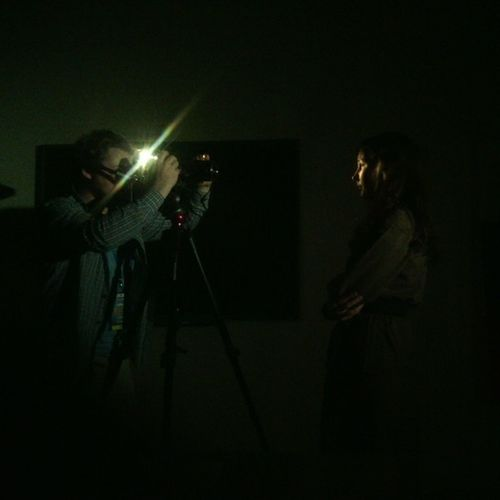 Light And Shadow Secondworldwar Girl Filmproduction Studentfilm Uralfederaluniversity