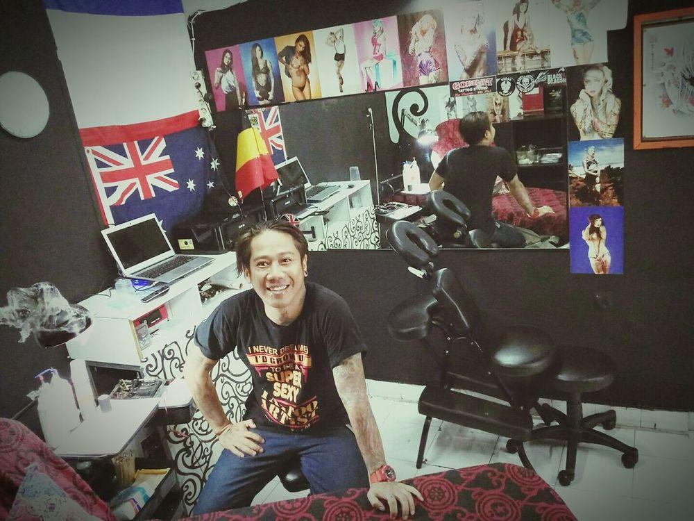 Agung dana goerat tattoo bali indonesia