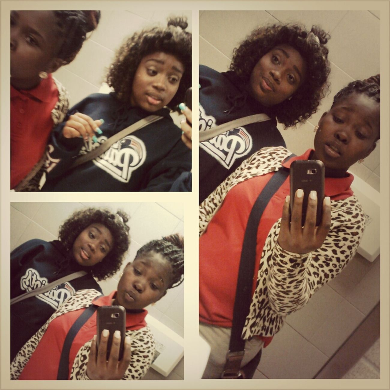 Mee And Trenyecee (: †