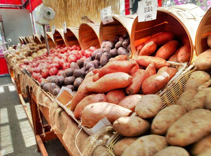 Fresh Veggies Farm Markets