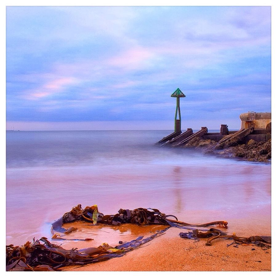 Seaton Sluice Seaton Sluce Beachphotography Filter Canonphotography Sunrise