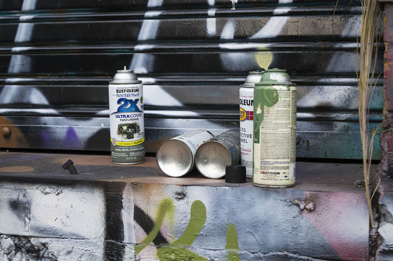 City Day Graffiti No People Outdoors Outside Paint Painting Spray Can Strawberry Stray Paint Street Art Tagger Tagging Urban