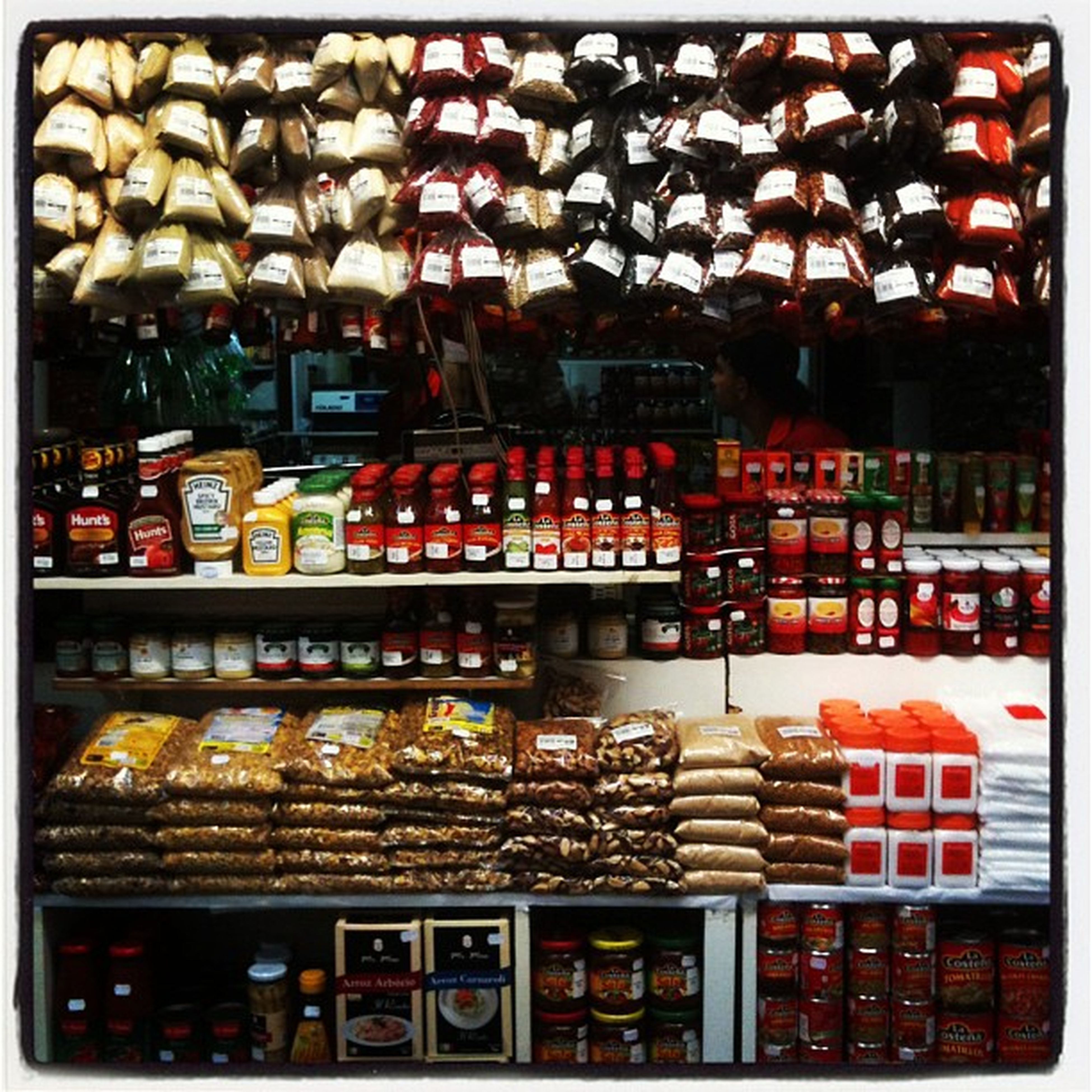 abundance, indoors, food and drink, retail, large group of objects, transfer print, for sale, store, variation, arrangement, choice, market, order, full frame, in a row, food, display, glass - material, shop, market stall