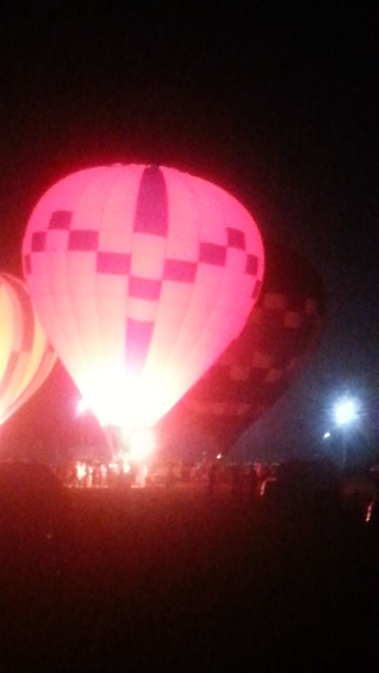 More from the Anna Balloon Glow Walking Around Balloon Glow Hot Air Balloons