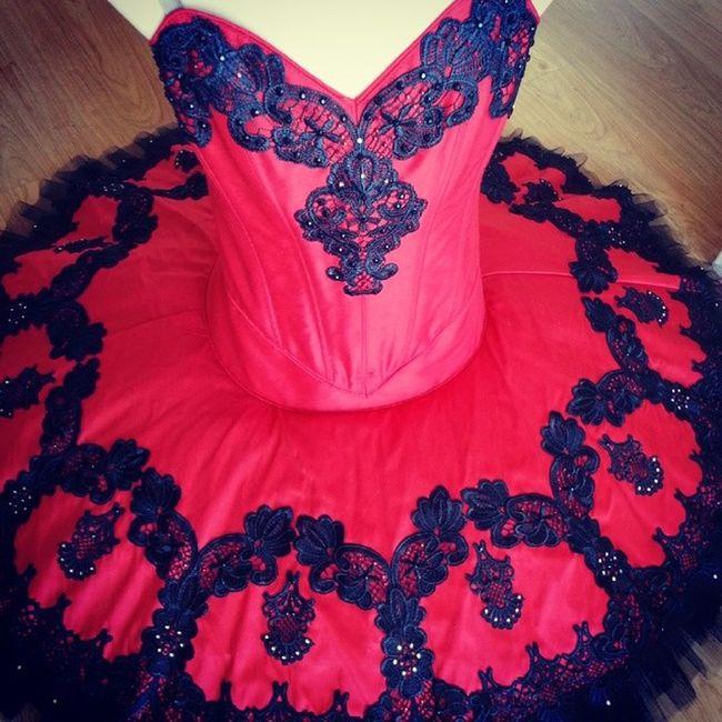 ♡♥ Custom Tutu for the beautiful Sophia Tutu Ballet Ballerina Classicaltutu costume dancecostume red