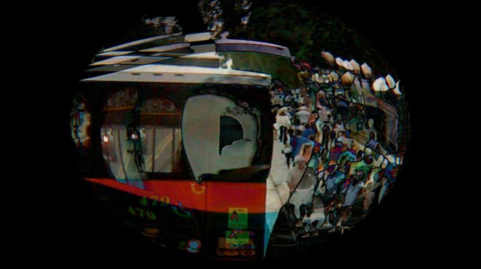 10/16 wonder ball. Checkered, traveling tourist, trolly. Art Beauty In Nature Freshness Scenics Yokohama Friendship California Tourist Attraction  San Diego Balboa Park People And Places Street Photography EyeEm Best Shots Popular The Week Of Eyeem Fine Art Day Beautiful Check This Out Capturing Movement Backgrounds Travel Transportation Abstract Growth