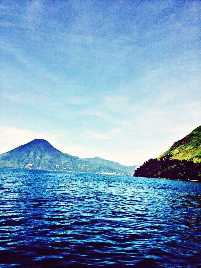 What Does Peace Look Like To You? Guatemala Pasajcap Lakeatilan