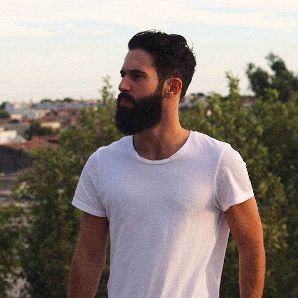 Enjoying Life Taking Photos Beard Sunset Beautiful Self Portrait Summer That's Me