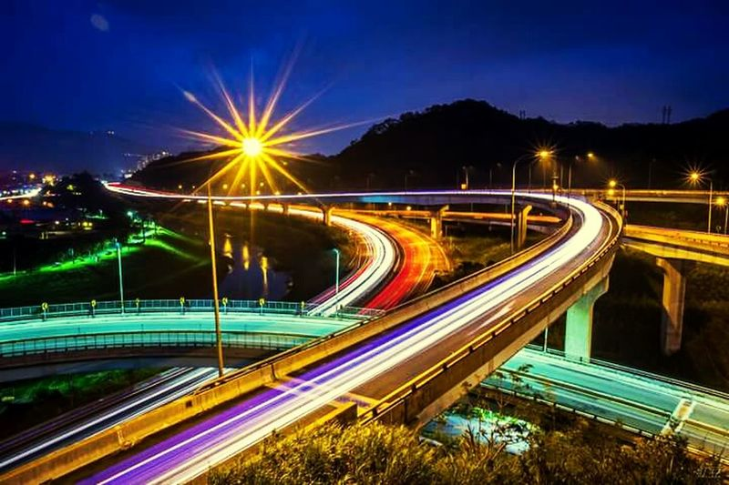 Night Lights Nightphotography