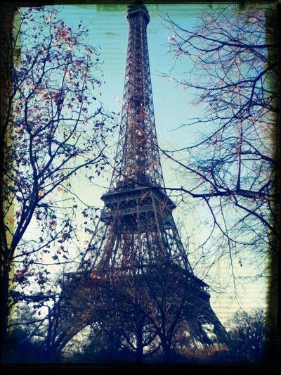 The Eiffel tower (paris , France) First Eyeem Photo