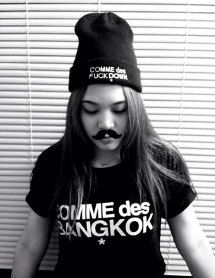 blackandwhite in Bangkok by ⓑⓔⓔⓑⓘⓘⓔ