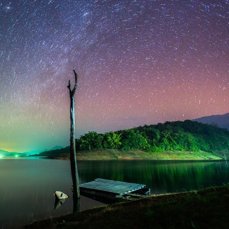 http://goo.gl/lTQhCL When it is dark enough, you can see the star. Adayphoto Adayinthailand Instargood Insta_thailand Igworldclub Kanchanaburi Shooter Lifeofadventure Galaxy Milkyway Theglobewonderer Earthpix Livingonourplanet Nikonnofilter