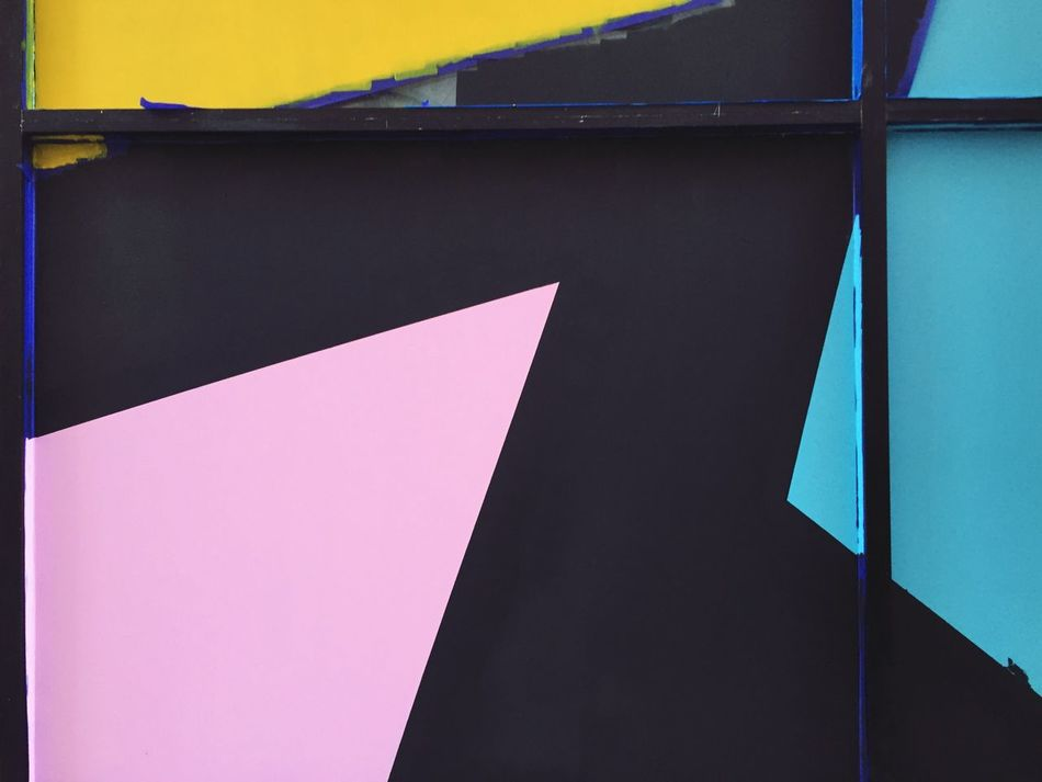 The Architect - 2016 EyeEm Awards Elxir_cafesidewalk Geometric Shapes Geometric Design Pastel Colors Flourescent Geometry Pattern Geometric Lines Happy Time Happy Telling Stories Differently Up Close Street Photography Bright Colors Happy View Urban Geometry Tape Art Colour Of Life Millennial Pink