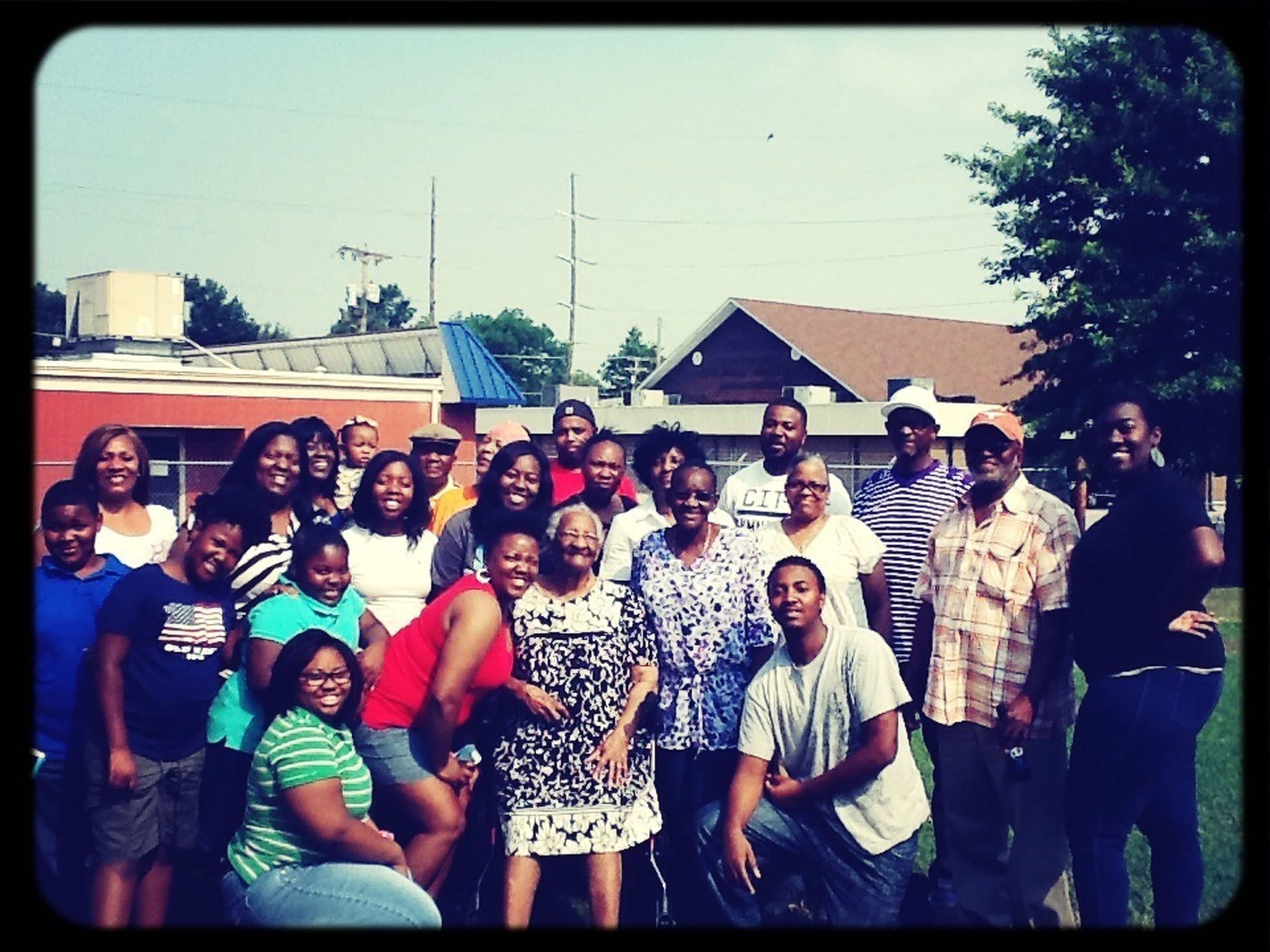 Part Of My Arkansas Family
