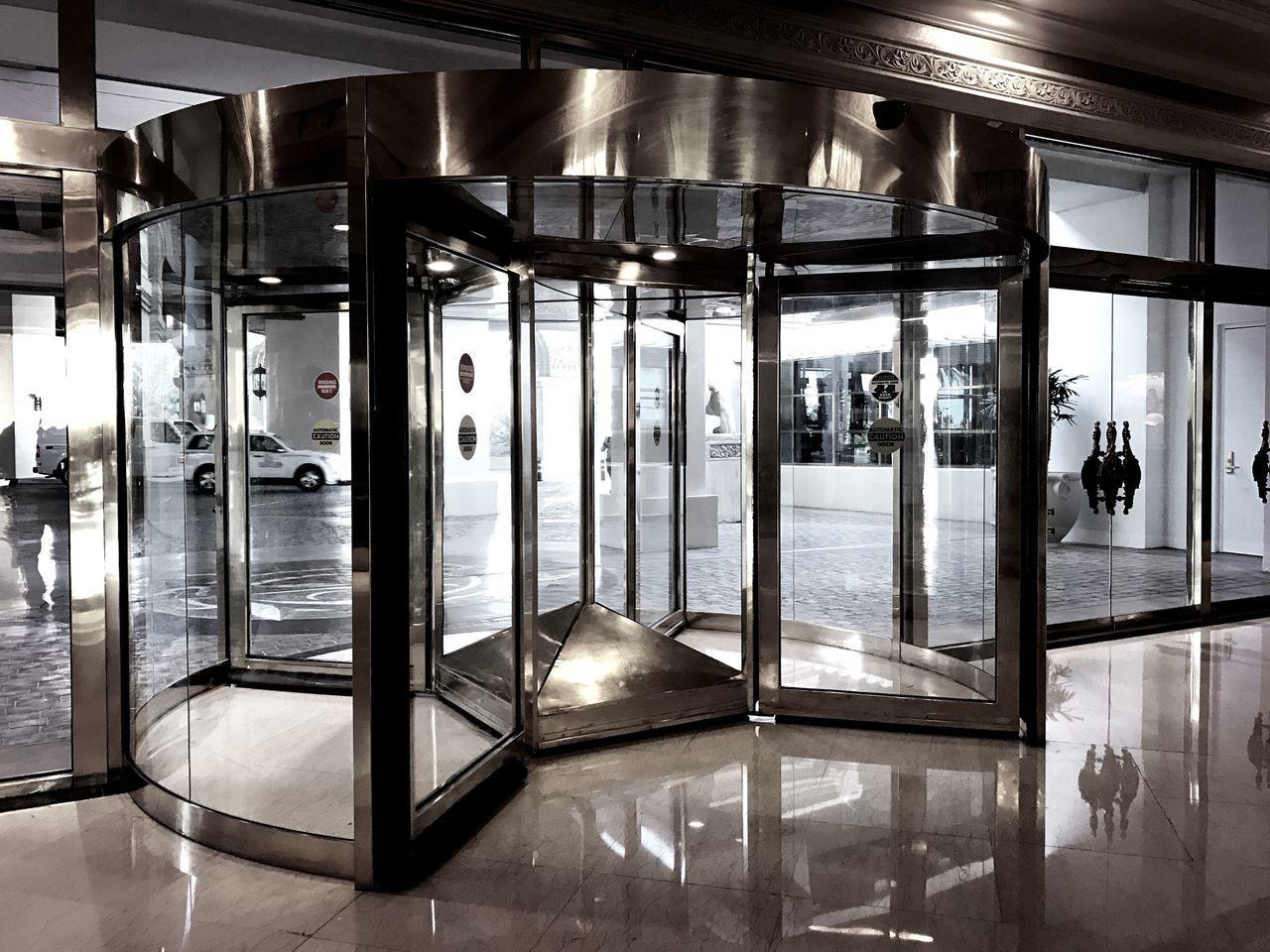 Built Structure Modern Architecture Luxury Indoors  No People Illuminated Sliding Door Day