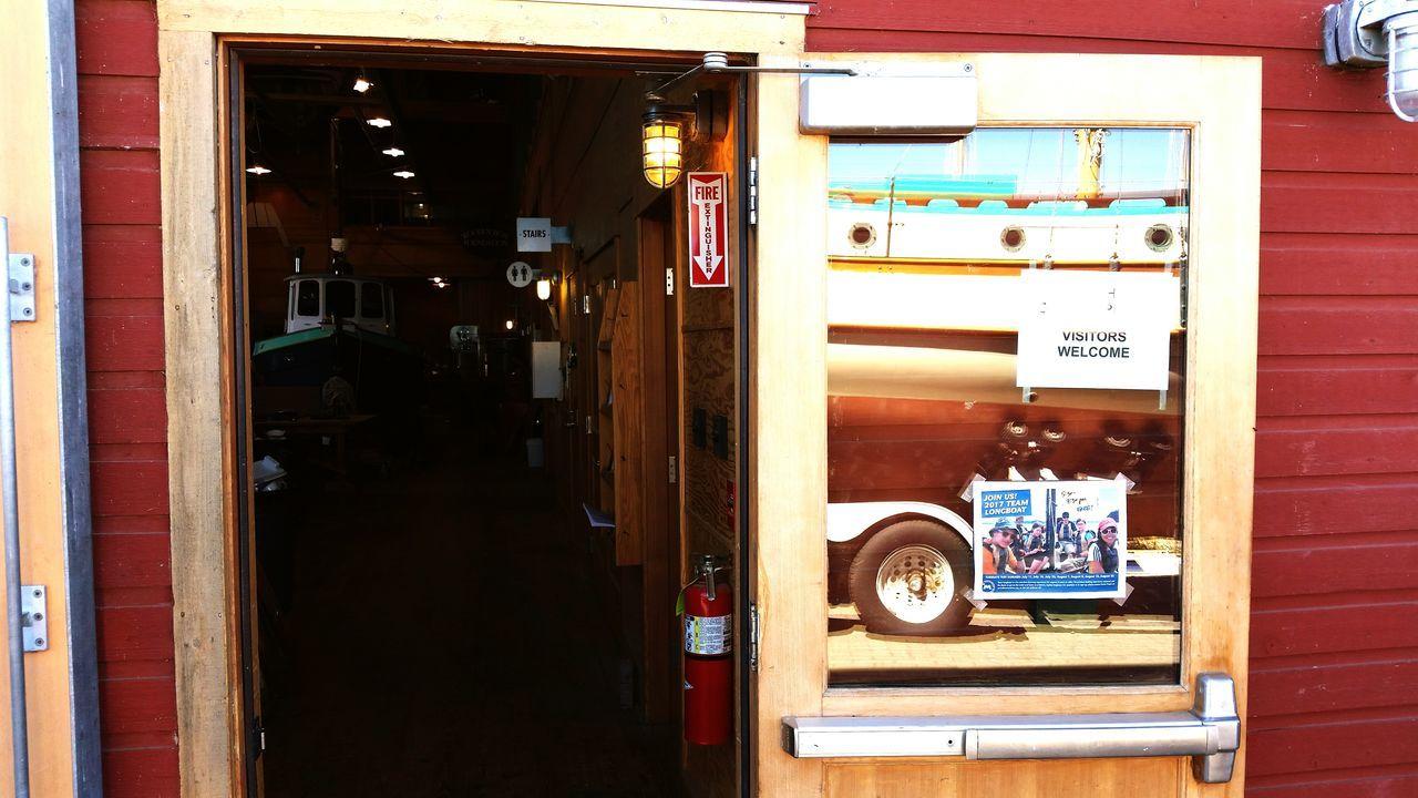vending machine, door, no people, store, architecture, day, illuminated, open door, building exterior, outdoors