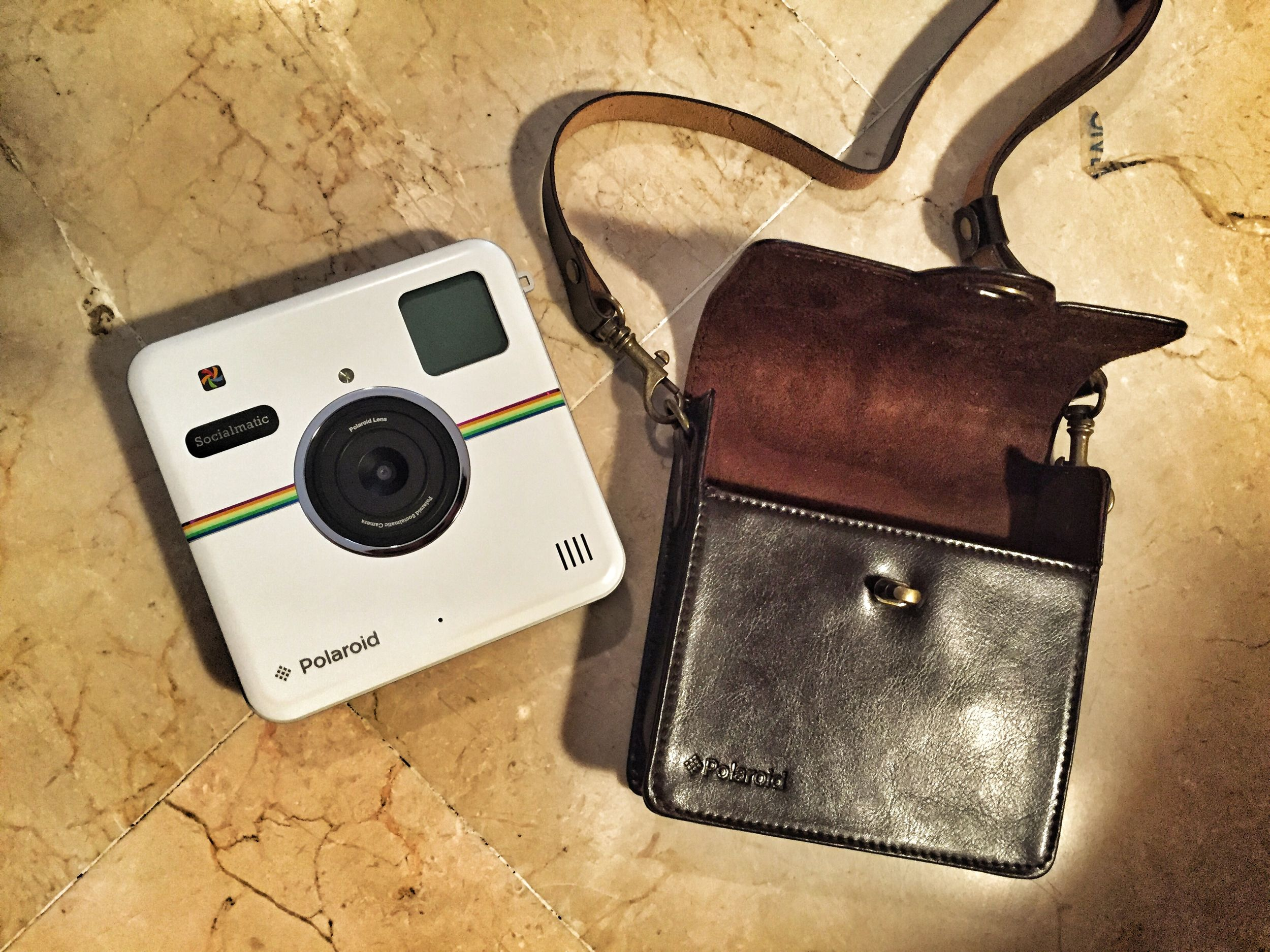 Polaroid Socialmatic Vintage Camera