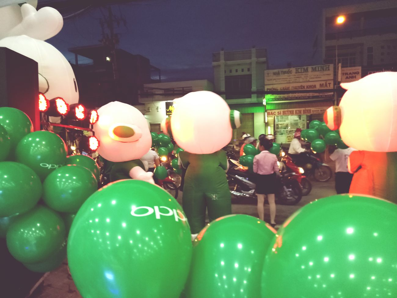 Celebration Balloon Party - Social Event Night Event EventPhotography EyeEm Team EyeEmBestEdits Nightphotography Night City