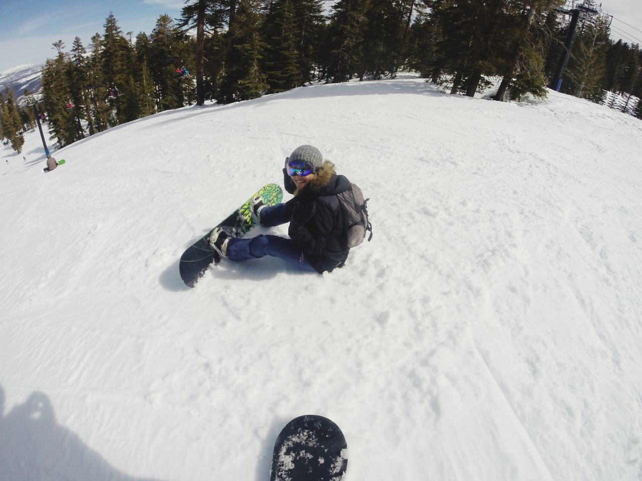 Udacity Design Trip // Snow Winter Cold Temperature Leisure Activity One Person Vacations Snowboarding Adventure Ski Holiday Ski Goggles Day Fun Real People Lifestyles Warm Clothing Ski Slope One Young Woman Only Outdoors Young Adult People
