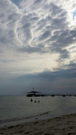 Sky And Sea Beach No Filter, No Edit, Just Photography EyeEm_crew