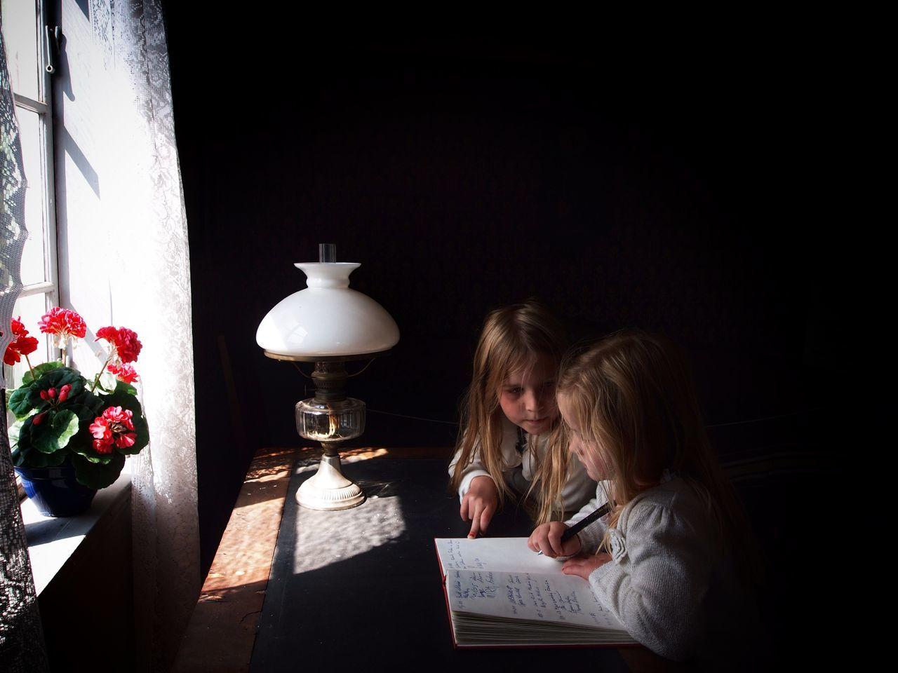 Beautiful stock photos of friends, 4-5 Years, 6-7 Years, Bonding, Borlänge