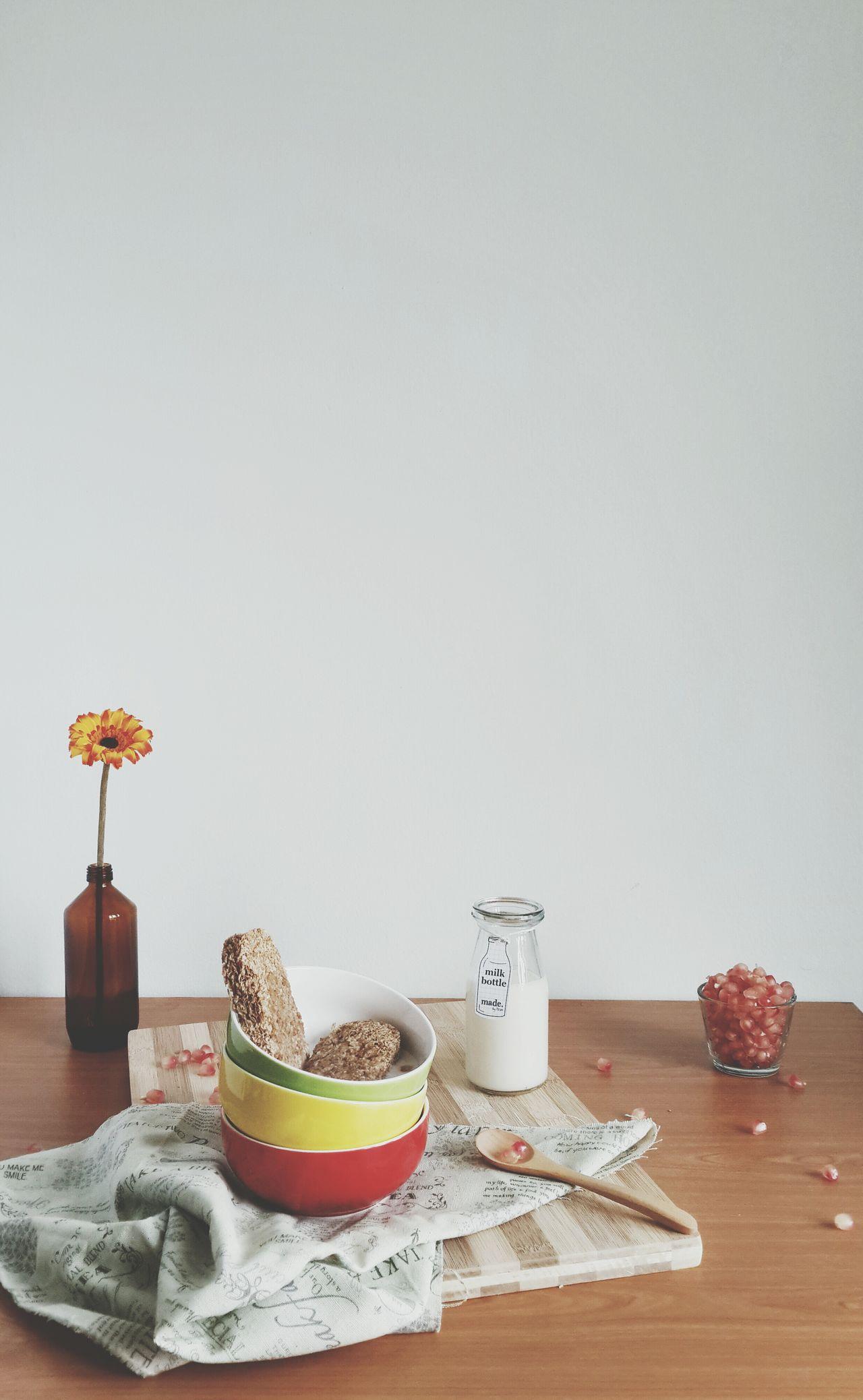 Beautiful stock photos of breakfast, Bottle, Bowl, Bread, Breakfast