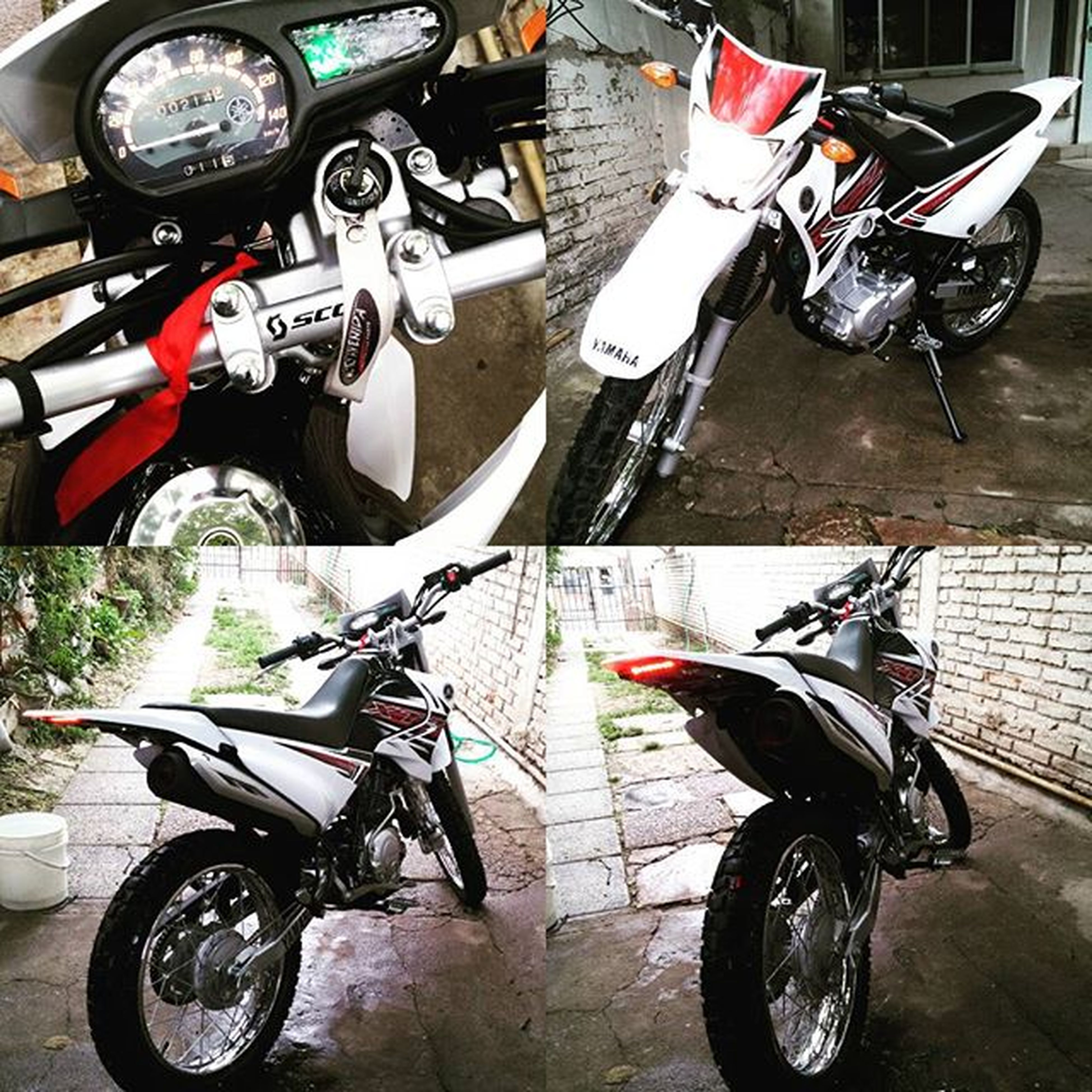 Yamaha Xtz125 2015  =)