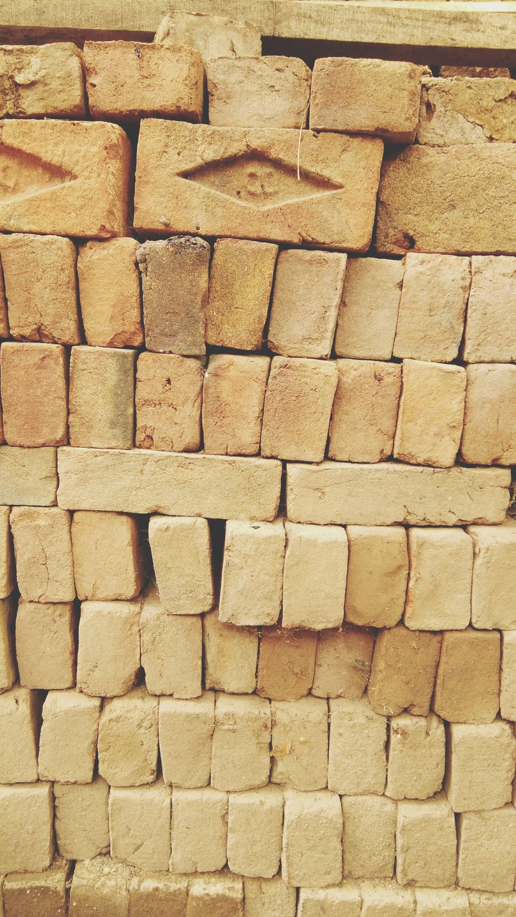 Full Frame Backgrounds Pattern Textured  No People Outdoors Day Bricks Brickwork  Brick Stack Stack Investing In Quality Of Life
