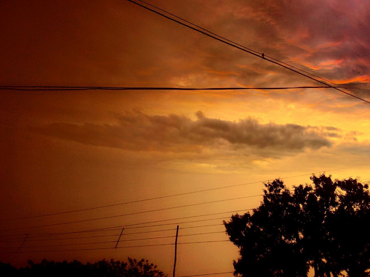 Mother Nature Is Amazing Sunset Sky Beauty In Nature