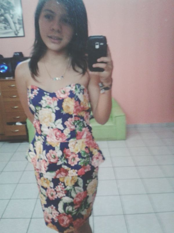 New Dress! Mexico Beauty That's Me