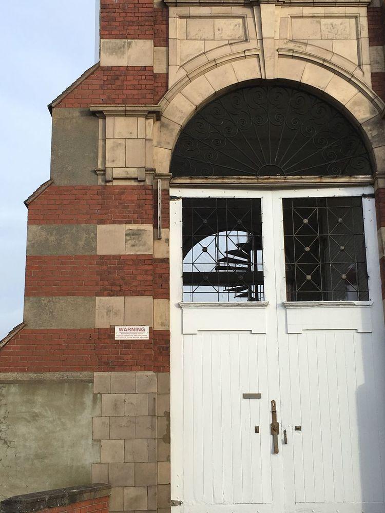 Northampton Shoefactory Abandoned