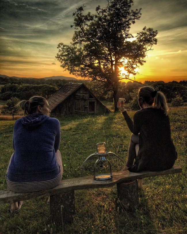 Gavurky Rokespressomaker Slovakia Sasa Podskalka sunset Nature