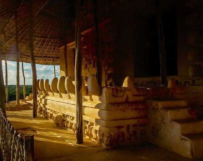 Acropolis Altar Archaeological Sites Architecture Black Jaguar Ek Balam Excavation Limestone Mayan Mayan Ruins Mayan Wonders Mortar Ruins Stucco Tomb Yucatan Mexico Yucatan Peninsula Yúcatan