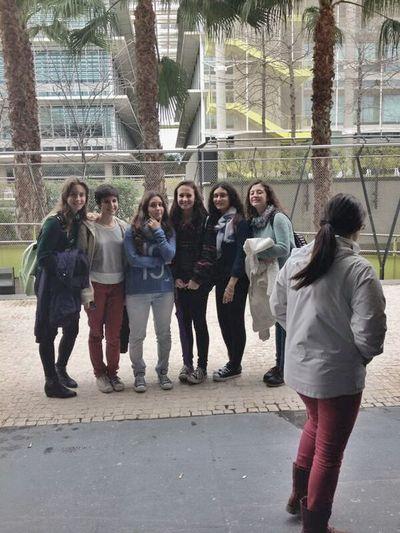 Today at University. University Campus Bestfriends <3 Thebestofeyeem