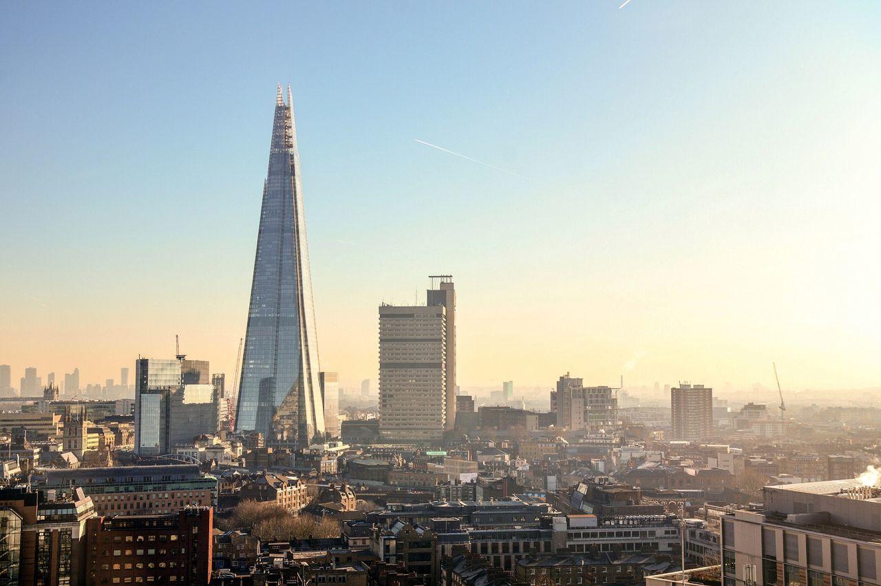 Tate Modern Architecture Skyscraper Sunset London Nikon D3200 Nikon