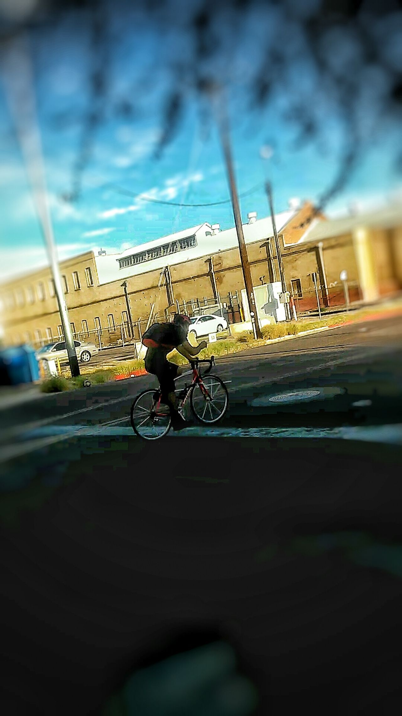 Rideing Thur
