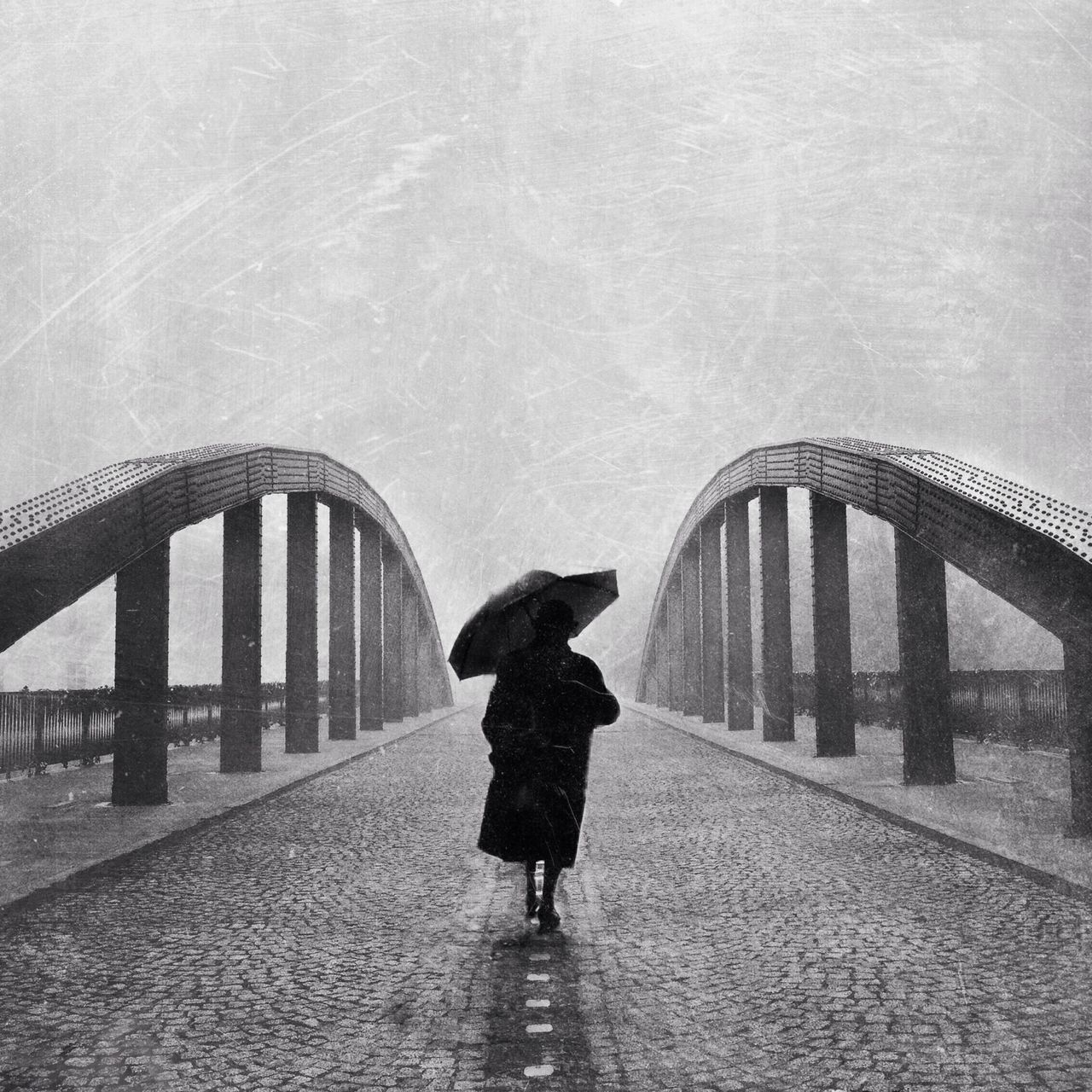 Rainy day EyeEm Best Shots - Black + White Your Art Is Portable With Caseable Rainy Days