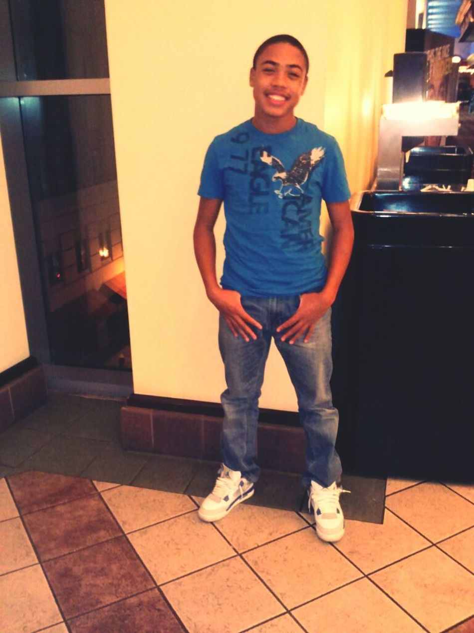 Was Chillin At The Movies