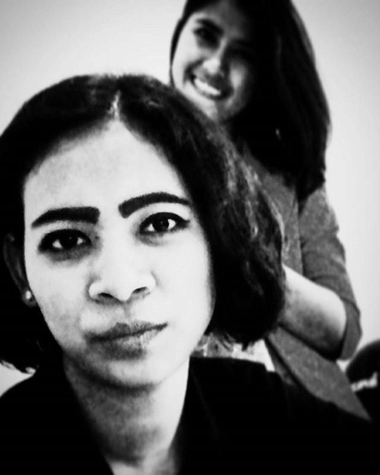 Penampakaaann!! Hahaaa.. Iseng Selfie Latepost Today