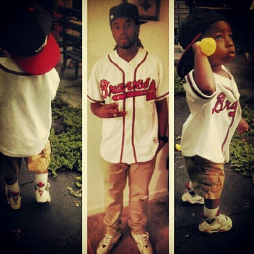 Me And My Lil Mann