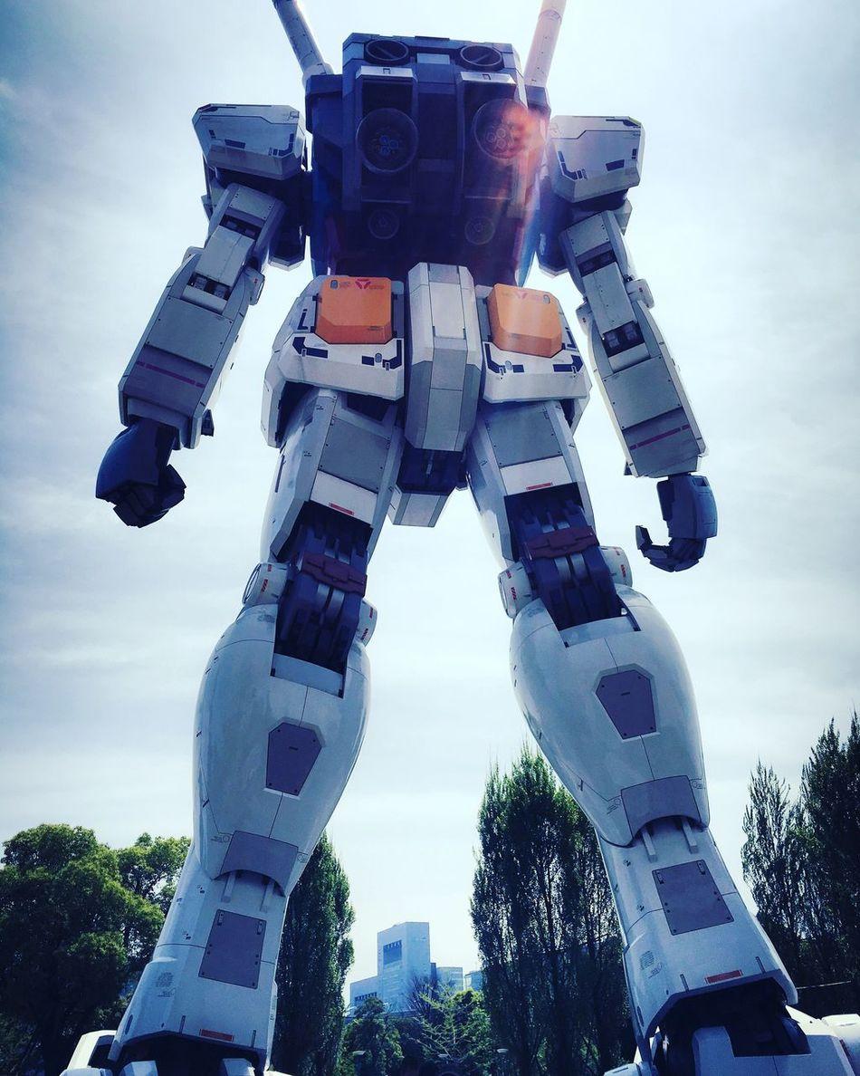 The Street Photographer - 2016 EyeEm Awards Gundam Travel Japan Comic