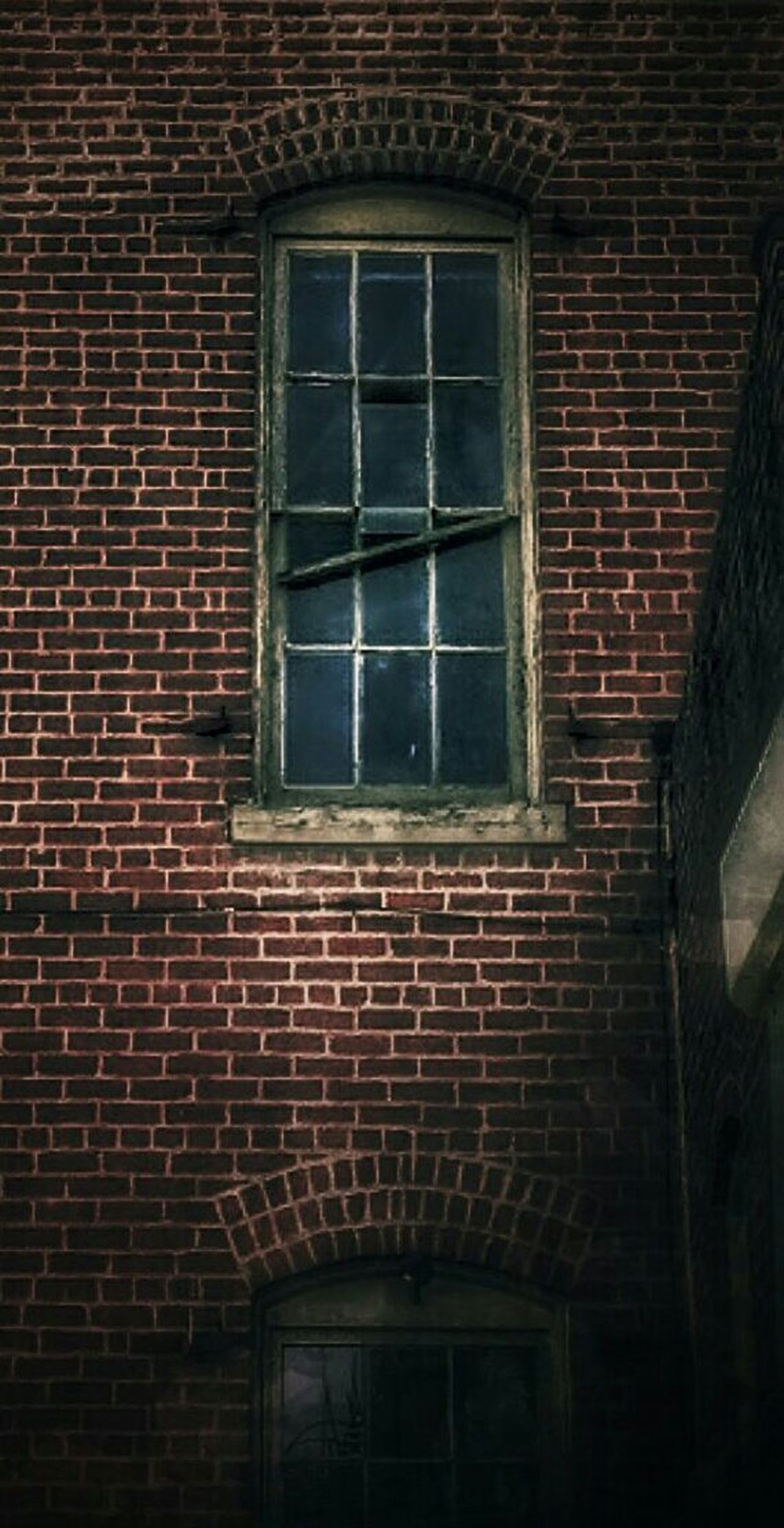 One is the loneliest number that you'll ever do...Two can be bad as one...It's the loneliest number since the number one... Building Exterior Brick Wall Built Structure BOB Brick Old Building Brickporn Brick Wall Weathered Creepy Atmoshpere AMPt - Street Broken Window EyeEm Gallery Abandoned Buildings Creepy Building AMPt - My Perspective Creepy Houses Abandoned & Derelict Deterioration AMPt - Abandon Urban Lifestyle Tresspassing For Art Low Angle View Abandoned Places Damaged Urban