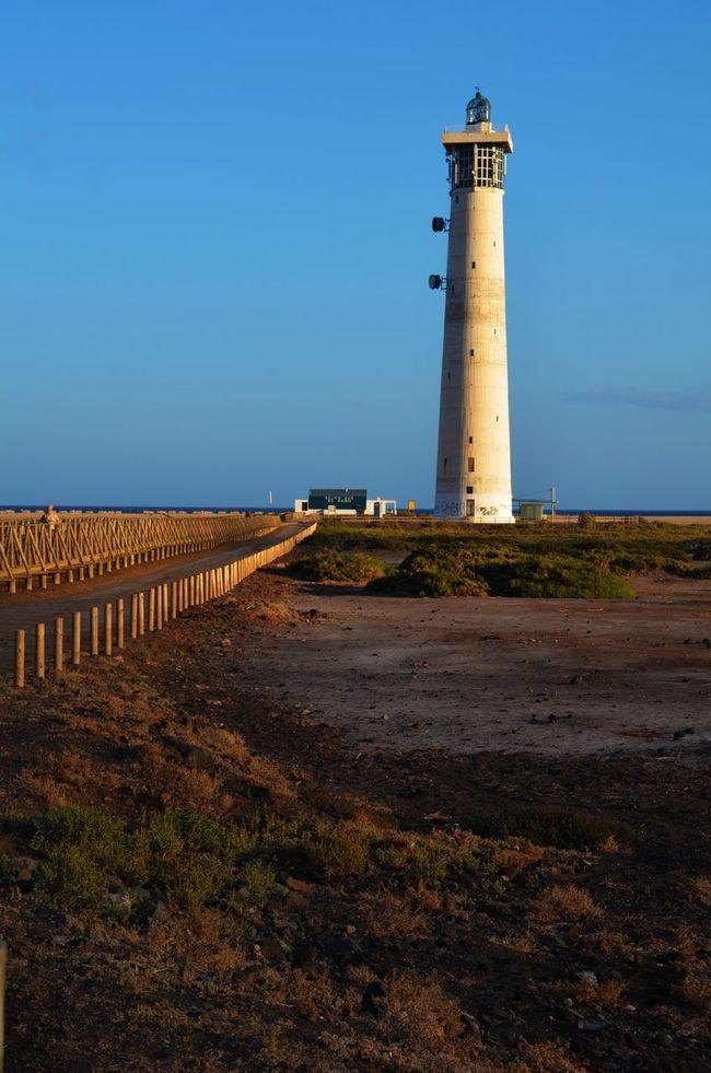 immer den richtigen Weg finden Leuchtturm Fuerteventura SPAIN Island Sunset Ocean Jandia Findyourway YouAreNotAlone Blue Sky Holiday Secondhome Seeyouagain