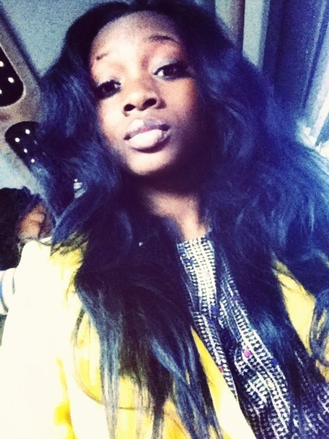 Love My Yellow Pea Coat ❤❤