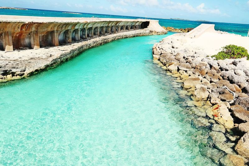 Bahamas Nassau Beach Nature