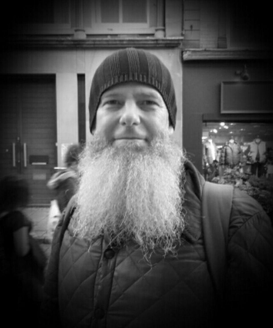 Beardstrong Peoplephotography My City Derby Happy Guy Random People Derbyshire Uk Streetphotography