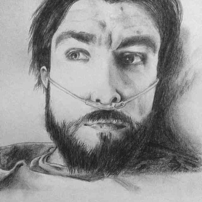 by @sktchyapp. Sktchy Here's a excellent drawing that someone done of me on the sktchy app
