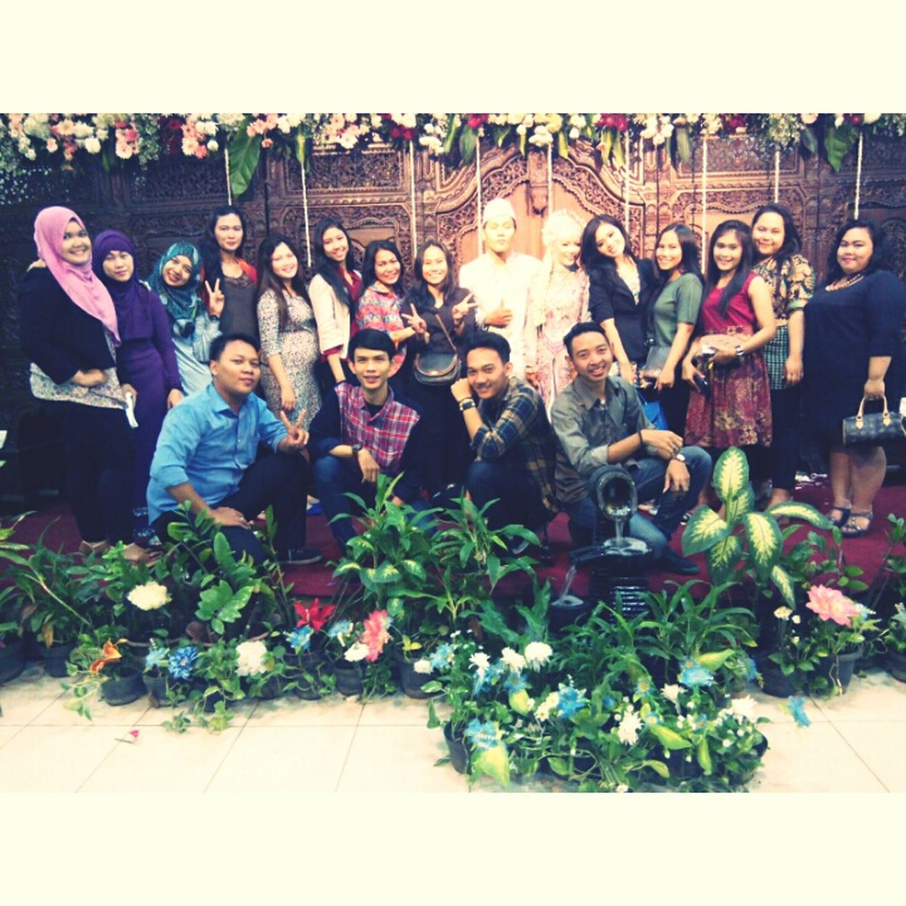 Wedding Day Gathering Day My Old Friends Selfie ✌ Taking Photos